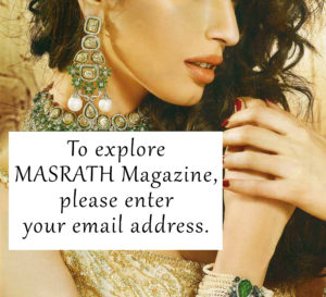 MASRATH Magazine email subscription.